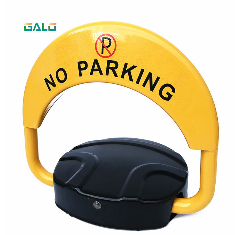 Wholesale Dual Battery Automatic Remote Control Waterproof Fence Smart Parking Lock Thickened Anti-collision Parking Barrier