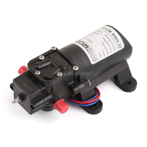 Image 2 - 12V 72W High Pressure Micro Diaphragm Water Pump Automatic Switch Reflux/ Smart Type Dropship
