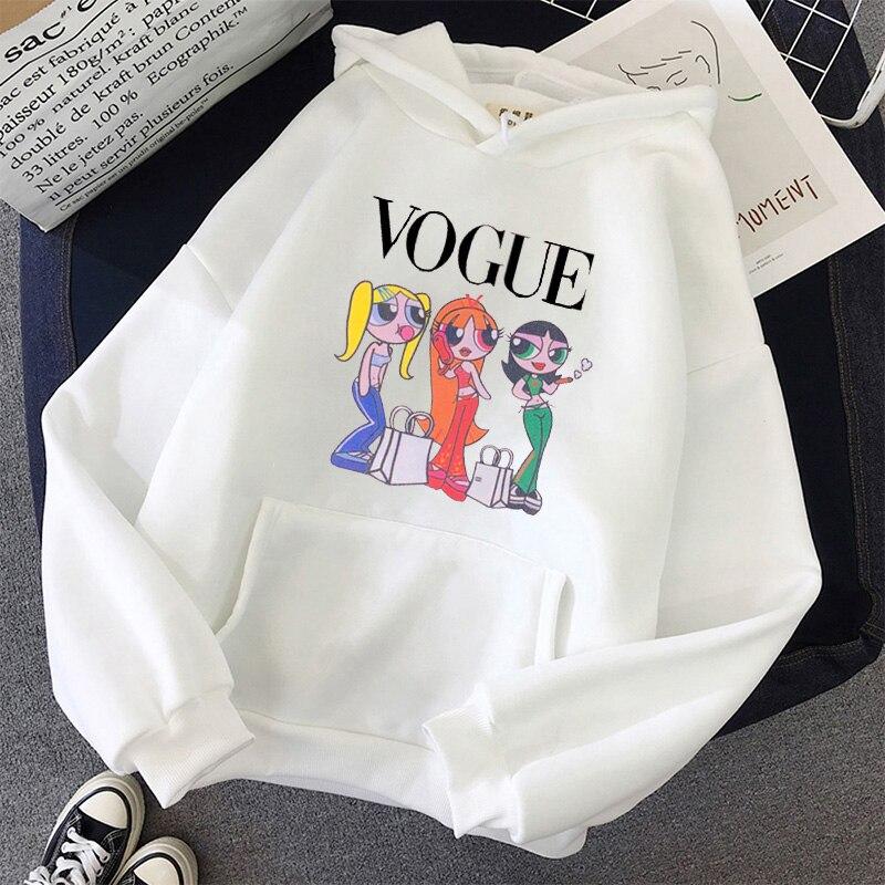 oversized Sweatshirt spring Streetwear Printing Hoodies Pullovers 2020 Fashion Harajuku Winter Hoodie Women Loose Korean Style 24
