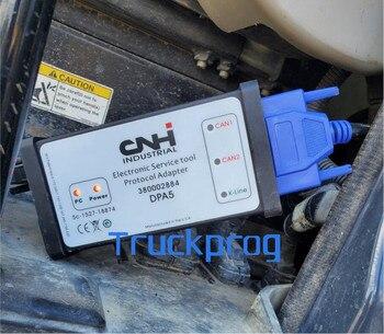 CNH EST diagnostic tool cnh est New Holland CASE Electronic Service Tool cnh EST diagnostic kit dpa5 f vitali o quam suavis est domine spiritus tuus