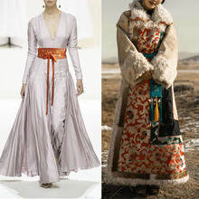 Flower Embroidery Traditional Kimono Obi for Women Hanfu Performance Party Vintage Costumes obi