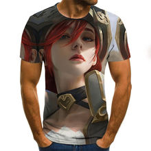 Мужские футболки 2020 модная Новая Летняя мужская футболка с