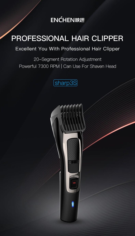 Xiaomi Enchen Sharp 3S Trimmer 5