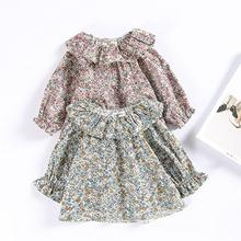 Rompers Outfit Little Blouse Floral-Shirt Baby Newborn Toddler Tops Spring Girl Infant