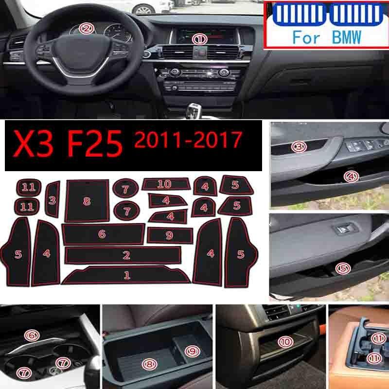 Автомобильный Стайлинг для bmw x3 f25 2011 2017 эффективное