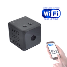 Portable WiFi Camera Wireless View in phone APP HD 720P with Night Vision and Motion detection