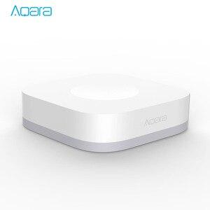 Image 4 - Aqara スマートワイヤレススイッチキーインテリジェントアプリケーションでリモート制御 zigbee 無線 biult ジャイロ xiaomi mijia mi ホーム