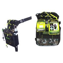 Fishing Tackle Storage Bags Case Cover Waist Packs Chest Bag Leg Pack Camouflage Camo Fly Rod Pocket