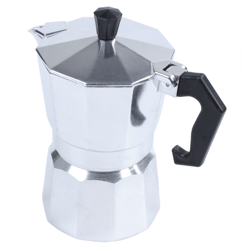 Coffee Maker Espresso Latte Mini 1 Cup Brewer Pot