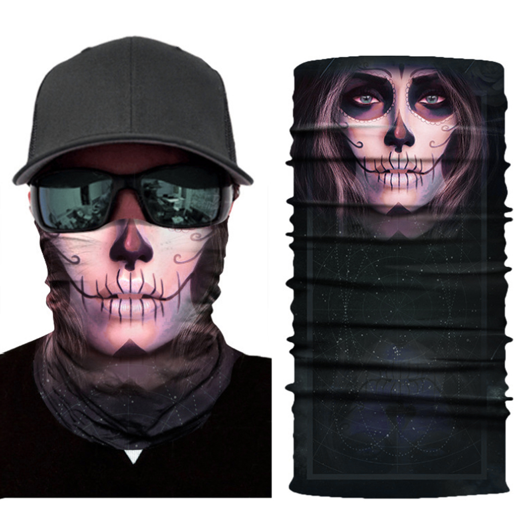 Portable Cycling Mask Sand Control Neck Warmer Cover Ski Snowboard Running