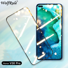 Glass For Huawei Honor View 30 Pro Tempered Glass Full Cover Glue Screen Protector For Huawei Honor View 30 For Honor V30 Glass glass for huawei honor view 30 pro tempered glass full cover glue screen protector for huawei honor view 30 for honor v30 glass