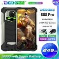 Смартфон DOOGEE S88 Pro, 6+128ГБ