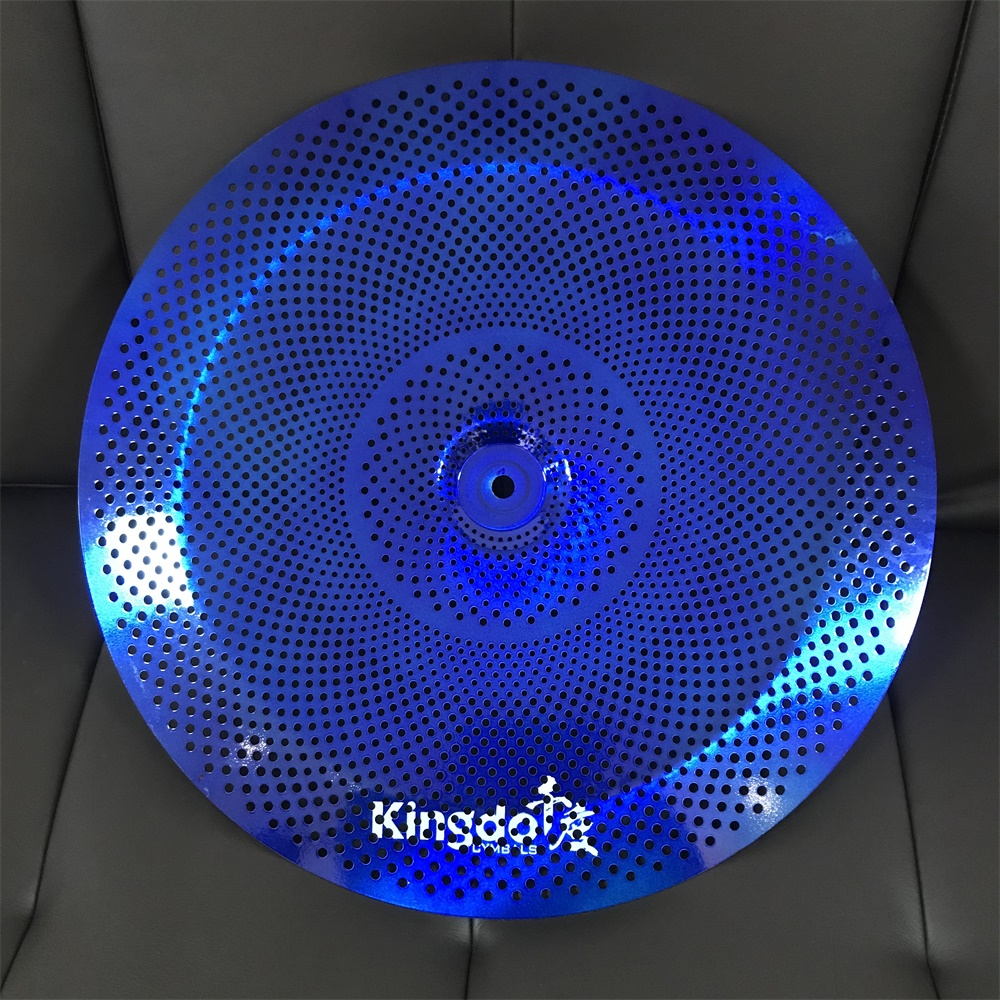 Kingdo Cheap China Cymbal Low Volume Cymbal 18