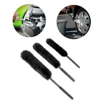 50/34/30cm Alloy Cleaning Brushes for Cleaning Car Wheels Cleaning Tools