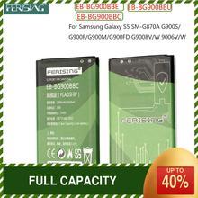 FERISING EB BG900BBC EB BG900BBE/BBU 2800mAh 배터리 삼성 갤럭시 S5 SM G870A G900S/F/M/FD G9008V/W 9006 V/W bateria