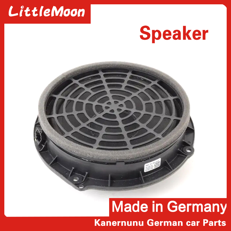 LittleMoon Original brand new door speaker front and rear door speaker Subwoofer Trunk speaker 4G2035415 for Audi A6 C7 12-18 image
