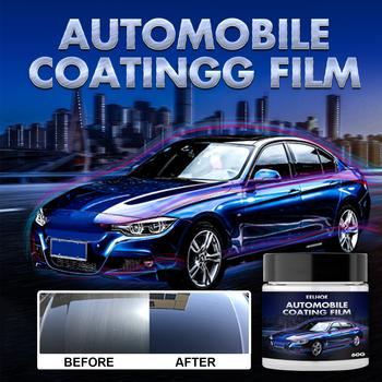 Wosk samochodowy Crystal poszycie zestaw twardy błyszczący wosk warstwa powłoka samochodowa Film wosk samochodowy poszycie wodoodporna folia z gąbką i ręcznikiem tanie i dobre opinie CN (pochodzenie)