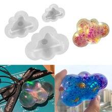 3d облако силиконовые формы 3 Размеры мыла лампы в форме свечи