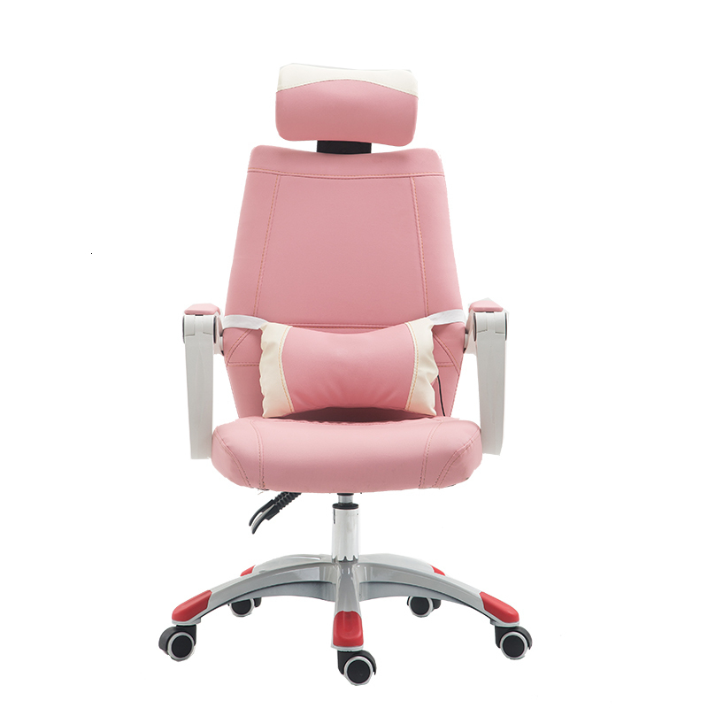 Image 2 - Fotel Biurowy Sessel Chaise De Bureau Ordinateur Sedie Sillones Stool Cadir Leather Cadeira Poltrona Silla Gaming Office Chair-in Office Chairs from Furniture