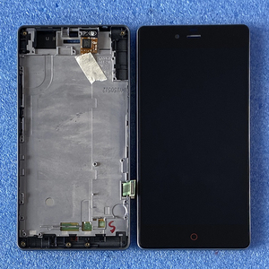 "Image 3 - 5,0 ""axiinternacional para ZTE Nubia Z9 Mini NX511J pantalla LCD + marco digitalizador táctil para ZTE Nubia Z9 Mini pantalla LCD"