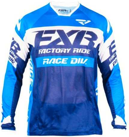 DH Motocross MX FXR koszulka z długim rękawem MTB jazda motocyklem koszulka zjazdowa mtb Jersey motocross