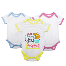 Free Shipping 5pcs/lot New style Sublimation Blank Baby crawling suit baby onesie