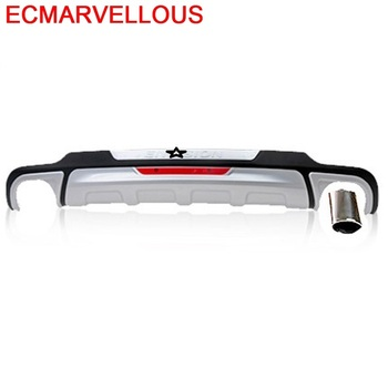 Decoration Parts Modification Personalized Exterior Tunning Car Styling Front Lip Rear Diffuser Bumper 18 FOR Buick Envision
