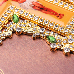 Image 4 - אורתודוקסי צלב חזה Collares כתר סמל דתי ביזנטי קתולי צלב שרשרת אישור תליון ארוך שרשרת