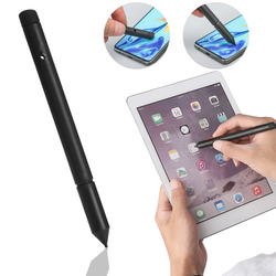 Ekran dotykowy pióro pojemnościowy rysik uniwersalny 2 w 1 rezystancyjny pojemnościowy długopis dla iPhone iPad Tablet GPS