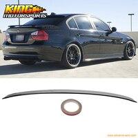 Подходит для 06-11 BMW 3 серия  спойлер на крышу OEM  окрашенный  черный  сапфировый  Металлический #475