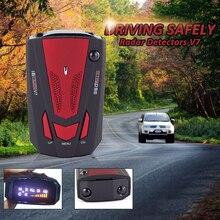 Автомобильный Скорость Антирадары GPS лазерное голосовое предупреждение Антирадары лазерный детектор Поддержка X K Ka VG-2 группа