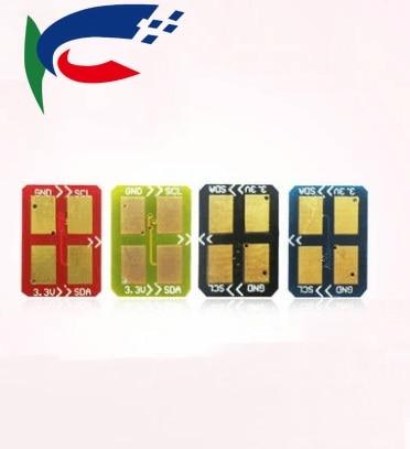 4 комплекта совместимый CLP-300 замена картриджа для Samsung CLP300 CLP 300 CLX 2160 2161 3160 CLX3160 EXP & EUR чип