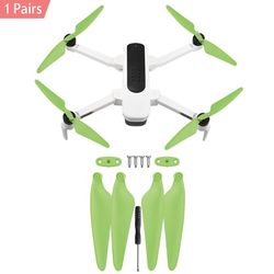 1/2/4 Pair Quick Release Propeller Blades for Hubsan Zino H117S Aerial Four-axis Aircraft RC Drone Accessories Spare Parts