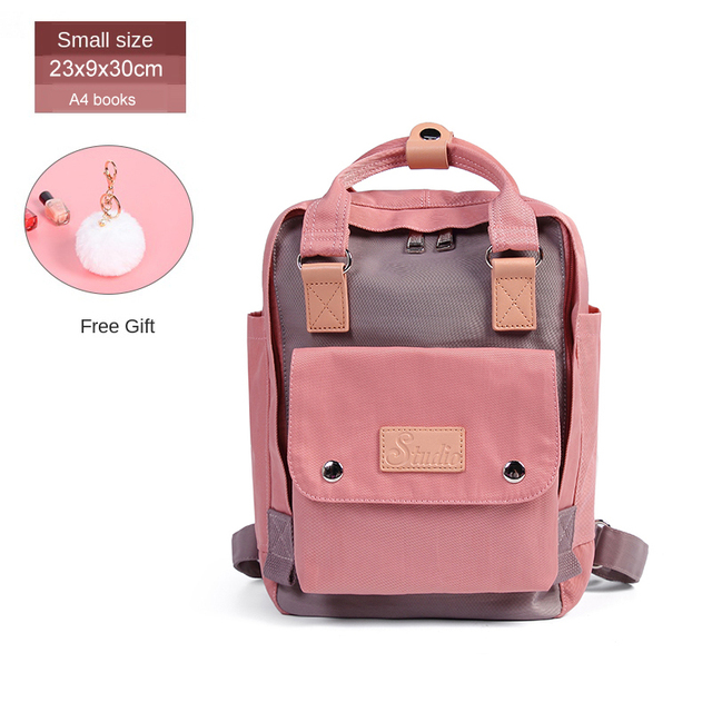 Details about  /2020 New Waterproof Nylon Kids Backpack Girls For Middle School Students Travel
