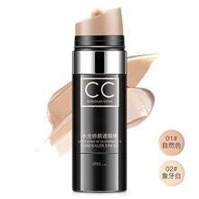 1 pc Makeup CC Stick Concealer Brightening Skin Moisturizing Waterproof Cushion Make up cc Cream Foundation