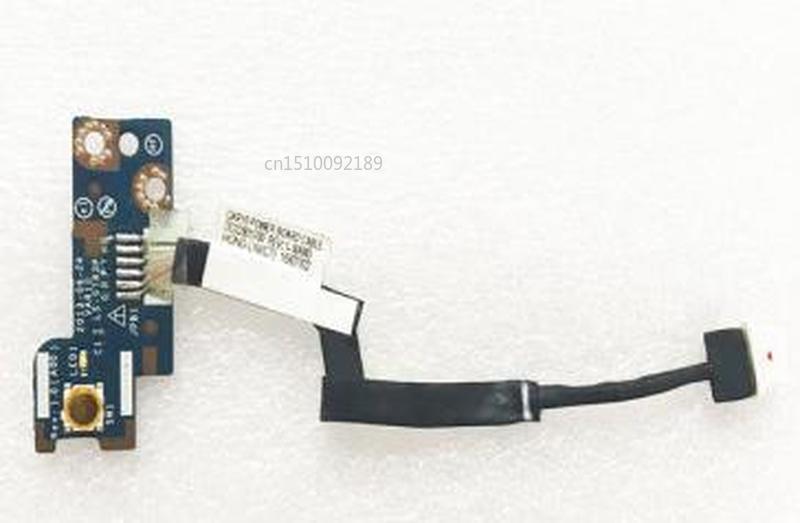 Original For Dell Prisicion M6800 M6600 Power Switch Button Board LS-9783P Free Shipping