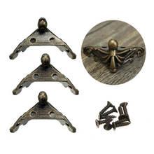 4 шт античных декоративных ювелирных изделий Подарочная коробка