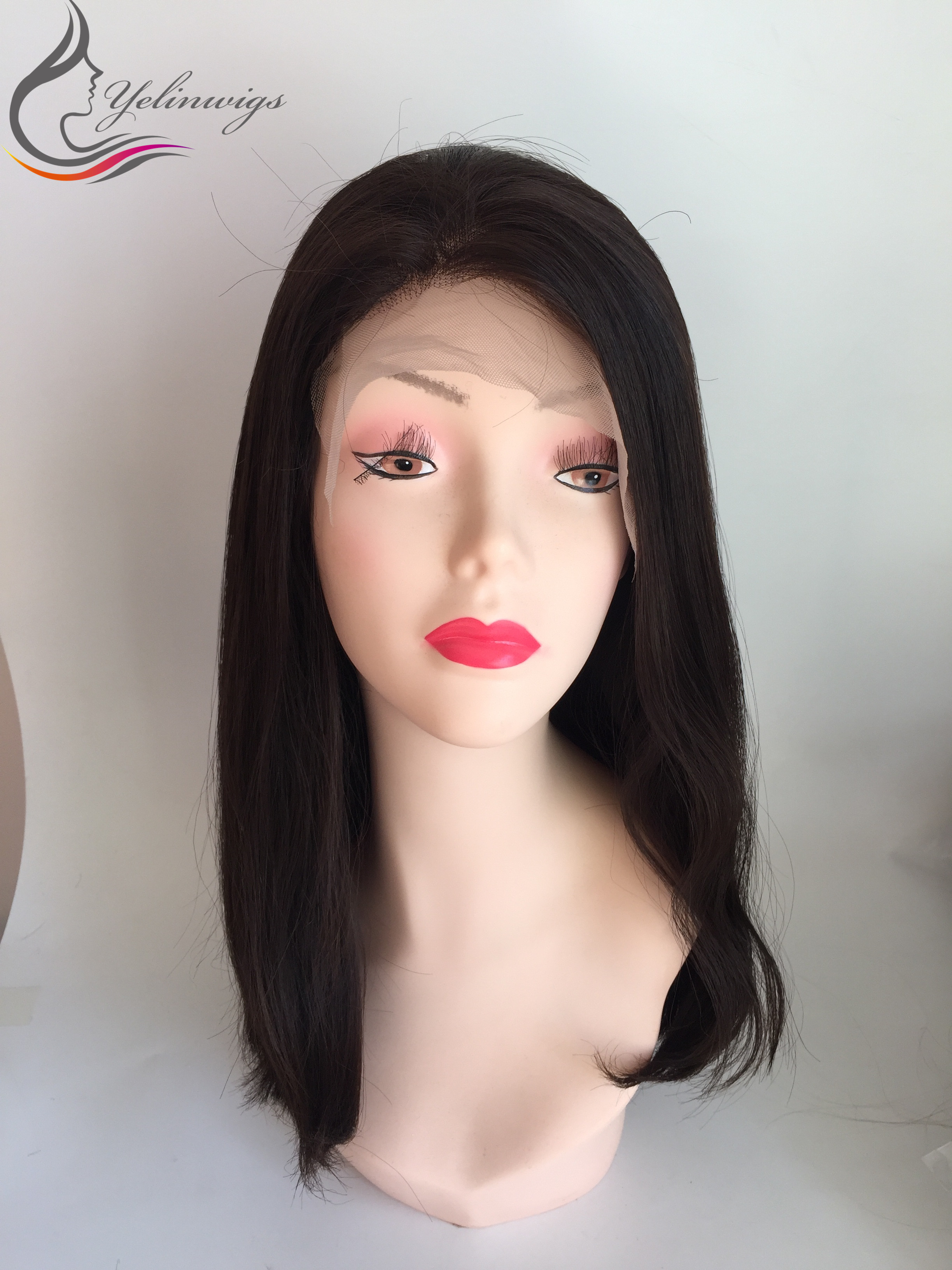 Free Shipping Hot Sale Lace Top Jewish Wig Kosher Wigs Best Quality European Virgin Hair Lace Top Wigs