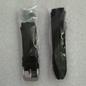 Image 3 - Correa de reloj con garantía de 100% correas de goma de plástico con antena para LG Urbane 2 LTE w200 reloj inteligente tornillos gratis + herramientas
