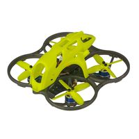 LDARC ET85D Cinewhoop 87.6mm Wheelbase F4 AIO 12A BL_S ESC 4S FPV Racing Drone PNP Quadcopter Helicopter w/ 48CH 25 200mW VTX