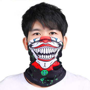 3d seam neck gaiter thermal half f