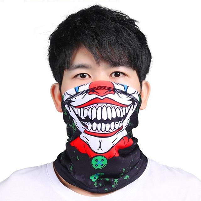 3d seam neck gaiter thermal half f