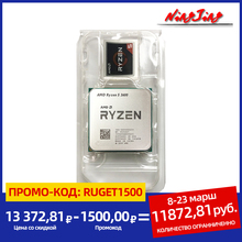 CPU Processor 100-000000031-Socket But Twelve-Thread Amd Ryzen AM4 Six-Core 65W 3600-3.6