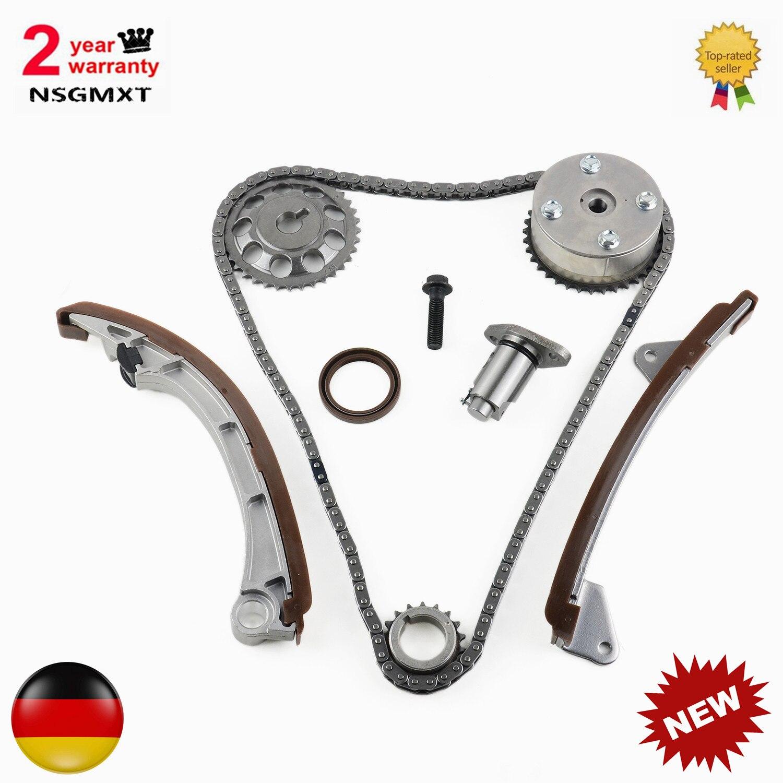 AP01 Timing Chain Kit W/VVT Gear Fits For Toyota Celica Corolla Matrix 1.8L DOHC 2ZZGE 2000-2006 130500D010