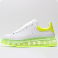 Women's Men's Jogging Shoes Men's Casual Fashion Quality Sneakers Shoes Leather Women's Sneakers Luxury Brands