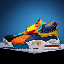 Running Shoes For Men Sport Outdoor Sneakers Breathable shoes Comfortable Durable Jogging tennis shoes AIR basketball men shoes цена 2017