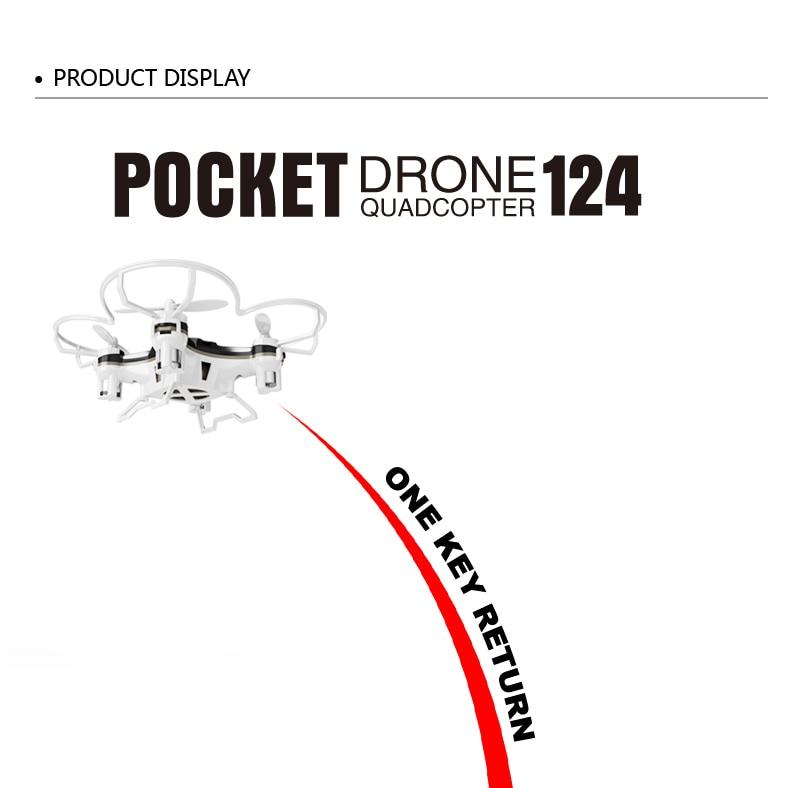zabawki mały Drone JJRC 10