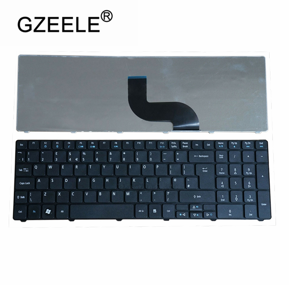 For Acer Aspire 7736 7736G 7736Z 7738 7540 7540G 5338 5740 5551 5745 G460G G460 G640 7738G 7751 7750G 7750Z UK Laptop Keyboard