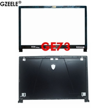 Yeni MSI GE73 GE73VR 7RF 006CN Laptop LCD kapak arka kapak üst durumda arka kapak konut kabine siyah 3077C1A213HG017