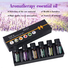 100%Pure Natural Aromatherapy Oils Kit for Humidifier Water-soluble Fragrance Oi